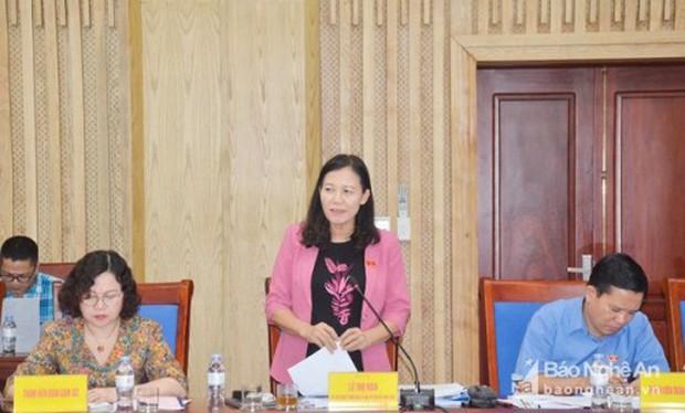 Bố bé gái 6 tuổi ở Nghệ An thừa nhận dựng chuyện con bị xâm hại tình dục - Ảnh 2.