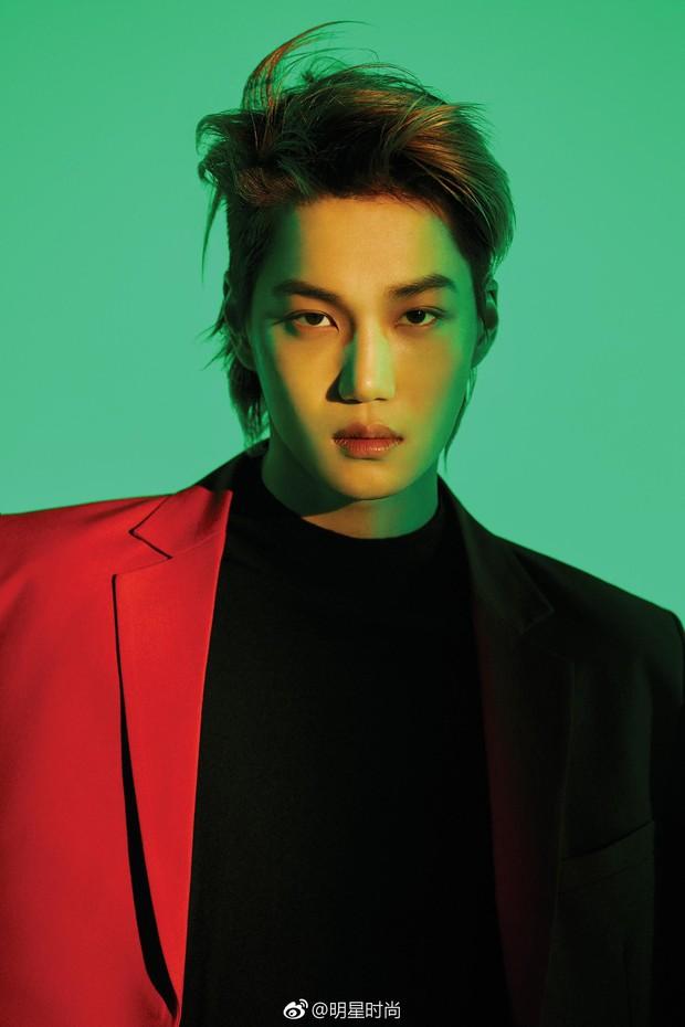 """Nhóm nhạc siêu khủng được coi là biệt đội Avenger của """"ông trùm"""" Lee Soo Man: 7 nam thần xuất chúng nhất SM góp mặt là ai? - Ảnh 12."""