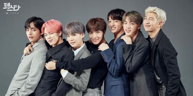 50 idol nam Kpop được tìm nhiều nhất trên Google nửa đầu 2019: Em út BTS chễm chệ ngôi vua, bất ngờ vị trí của Seungri - Ảnh 2.