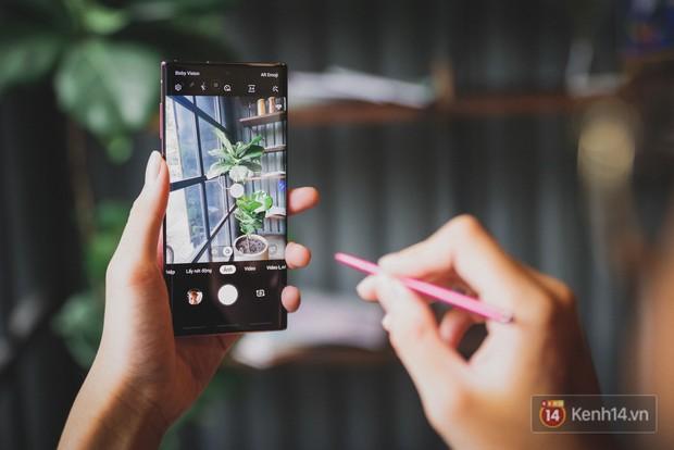 S Pen trên Galaxy Note10 giờ đây đã không chỉ là phụ kiện để viết nữa - Ảnh 2.
