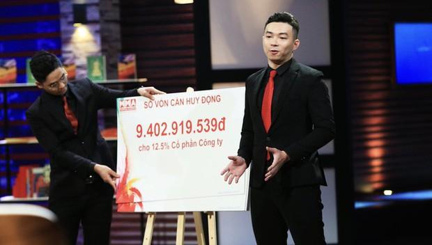 Chân dung CEO kiêm chuyên gia về toán điển trai gọi được gần 10 tỷ tiền vốn ở Shark Tank - Ảnh 2.