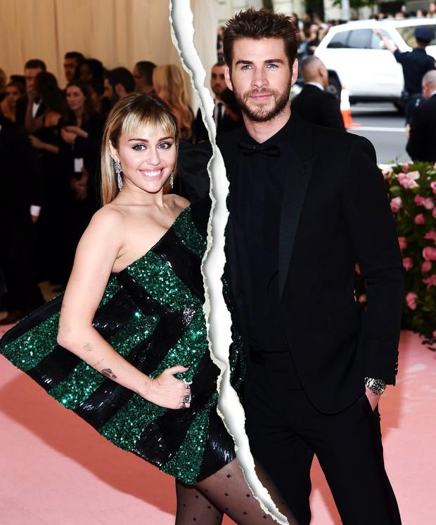 Không để fan hy vọng thêm nữa, Liam Hemsworth chính thức đệ đơn ly hôn Miley Cyrus ra tòa! - Ảnh 1.