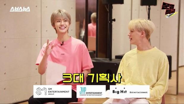 Thành viên NCT Dream gây sốc khi thẳng tay loại YG khỏi Big 3, dân Hàn và netizen Việt phản ứng khác hẳn nhau - Ảnh 1.