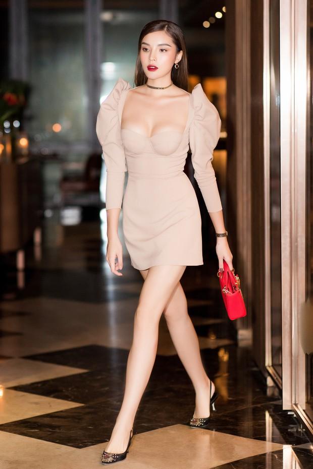 Diệp Lâm Anh khệ nệ bụng bầu ở tháng thứ 6 thai kỳ trong tiệc sinh nhật, Kỳ Duyên trễ nải cùng Minh Triệu đến chung vui - Ảnh 13.
