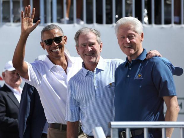 Ngồi ở vị trí áp lực bậc nhất thế giới nên các Tổng thống Mỹ được hưởng nhiều đặc quyền có 1-0-2: Lương 400.000 USD chưa phải là điều hấp dẫn nhất! - Ảnh 1.