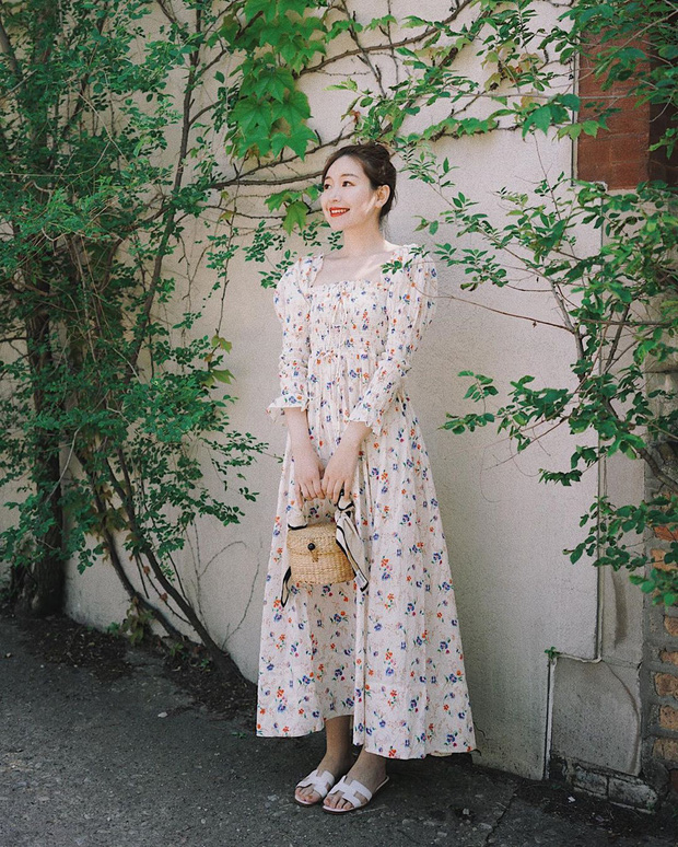 Ngắm Hà Tăng và Miranda Kerr xinh lịm tim trong mẫu váy này, bạn sẽ muốn bổ sung thêm vài chiếc cho tủ đồ thu - Ảnh 4.