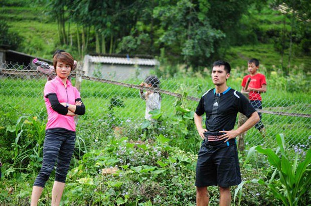 Đội Hồng dường như rất có duyên với Rào cản qua các mùa Cuộc đua kỳ thú - Ảnh 5.
