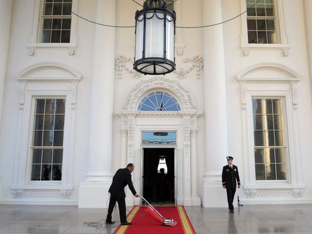Ngồi ở vị trí áp lực bậc nhất thế giới nên các Tổng thống Mỹ được hưởng nhiều đặc quyền có 1-0-2: Lương 400.000 USD chưa phải là điều hấp dẫn nhất! - Ảnh 5.