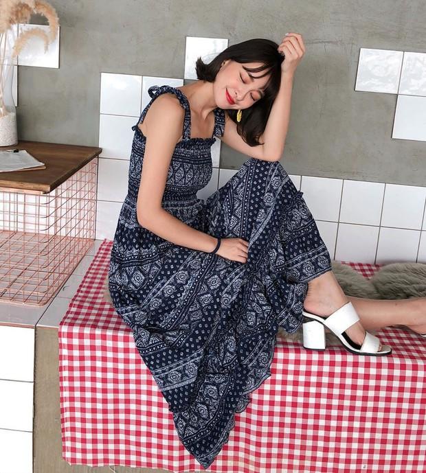 Ngắm Hà Tăng và Miranda Kerr xinh lịm tim trong mẫu váy này, bạn sẽ muốn bổ sung thêm vài chiếc cho tủ đồ thu - Ảnh 9.