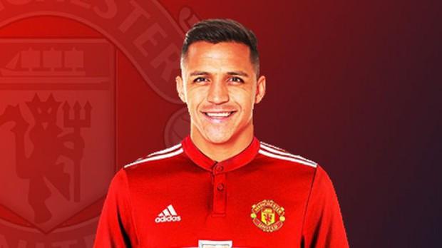 """MU lỗ nặng vì """"cục nợ"""" Alexis Sanchez: 36 triệu bảng nguy cơ không cánh mà bay khỏi Old Trafford - Ảnh 1."""