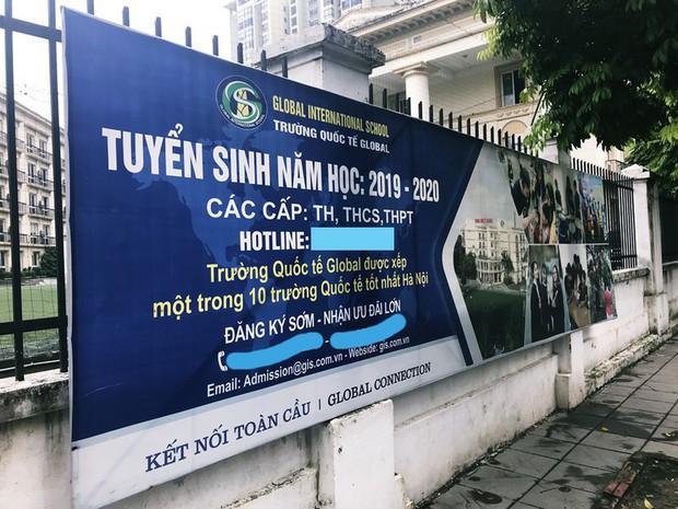 """Một trường Quốc tế """"tự phong"""" ở Hà Nội gây bức xúc khi bắt học sinh ở nhà nếu chưa đóng đủ tiền học phí - Ảnh 3."""