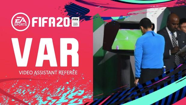 Liệu chúng ta có cần công nghệ VAR trong game FIFA 20? - Ảnh 1.