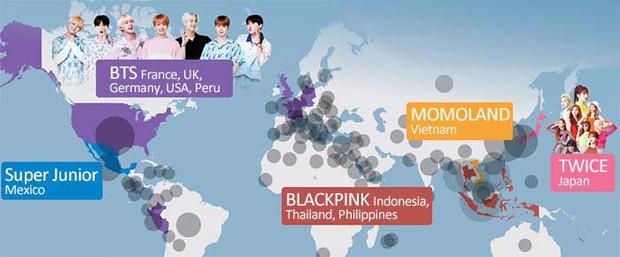 Báo Hàn đưa tin: TP.HCM là thành phố yêu Kpop nhất thế giới; đất nước MOMOLAND nổi tiếng nhất là Việt Nam - Ảnh 1.