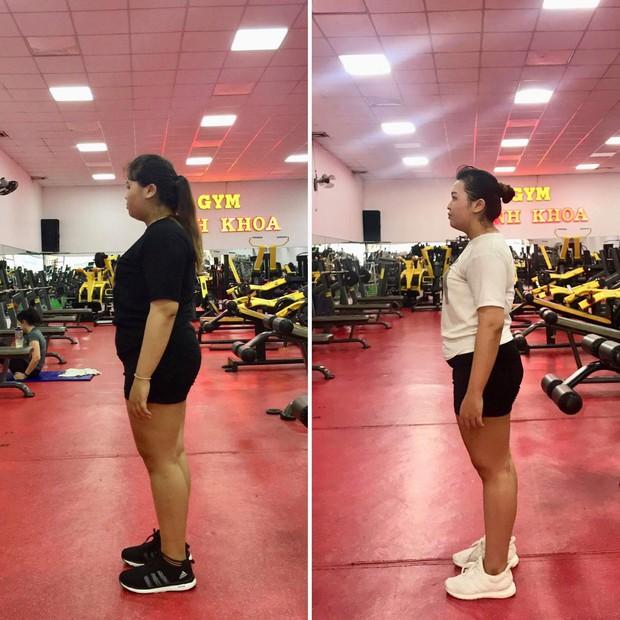 Bạn trai dắt gái lạ đi lén phén đêm sinh nhật, nữ sinh 2K nhẹ nhàng đáp trả bằng cách giảm 36kg khiến chàng hối hận không kịp - Ảnh 3.