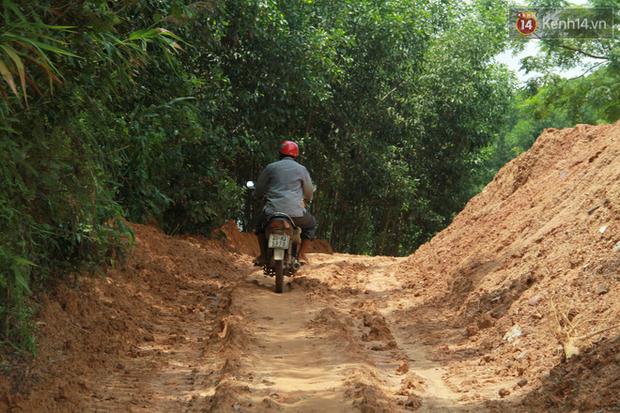 """Về vùng cao Bắc Giang nhìn người dân quanh năm vượt sông, lội suối để ra khỏi """"lũy tre làng"""" - Ảnh 5."""
