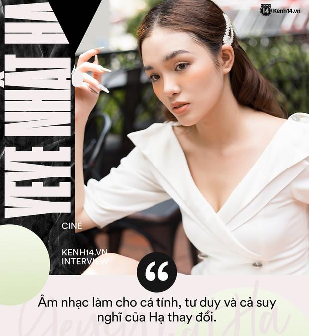 """Yeye Nhật Hạ nói về tình yêu của đời mình: """"Trước khi gặp anh cuộc đời của tôi màu hồng, gặp rồi anh mang cho tôi màu đen"""" - Ảnh 5."""
