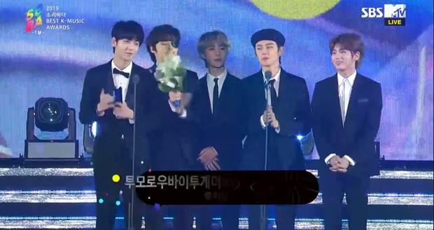 Tổng kết Soribada 2019: BTS không dự cũng có Daesang, 100% nghệ sĩ đi đều có phần mang về! - Ảnh 3.