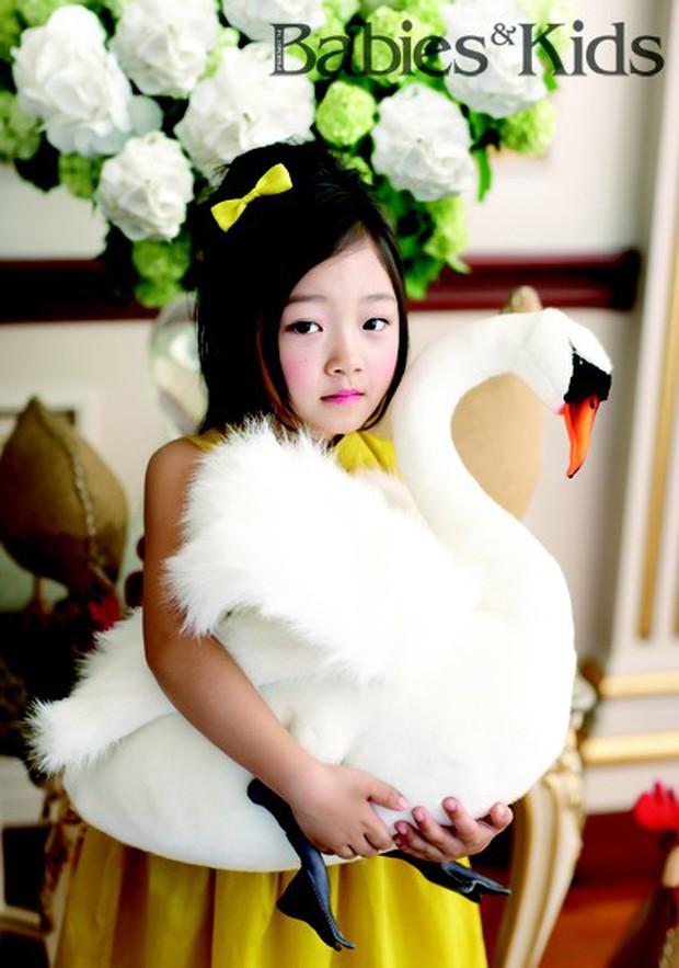 Dàn nhóc tỳ cực phẩm nhà sao Hàn: Nhan sắc xuất chúng thế này, idol và diễn viên tương lai đây chứ đâu? - Ảnh 14.