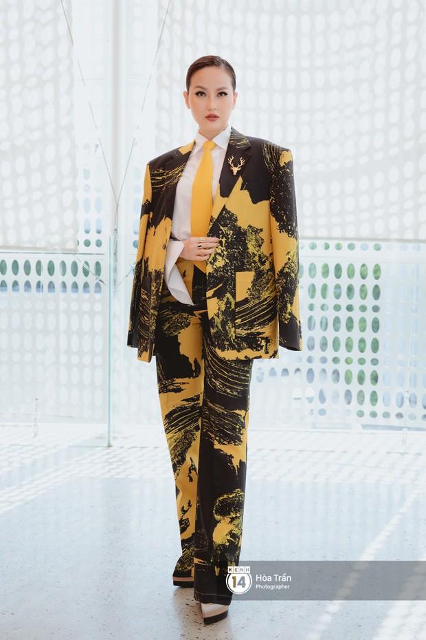 Xôn xao hình ảnh Hoa hậu Hoàn cầu Khánh Ngân lộ body phát tướng đến mức khó lòng nhận ra - Ảnh 3.