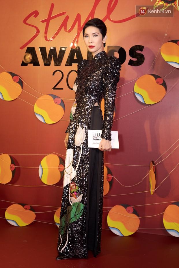 Thảm đỏ Elle Style Awards: chị đại Mỹ Tâm giản đơn giữa những đàn em chặt chém như Tiểu Vy, Jolie Nguyễn, Châu Bùi - Ảnh 19.