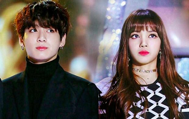 Lý do Lisa và Jungkook được gọi là bộ đôi em út vàng quyền lực của Kpop: Tài sắc vẹn toàn, khí chất ngút trời trên sân khấu - Ảnh 16.
