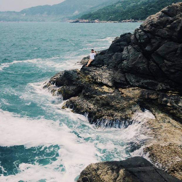 Đà Nẵng xuất hiện hồ bơi giữa biển đẹp y hệt nước ngoài, dân tình hớn hở rủ nhau đi sớm trước khi ai cũng biết chỗ này - Ảnh 25.