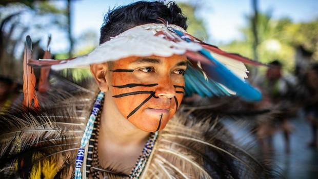 Thảm cảnh của thổ dân trước vụ cháy rừng Amazon tàn khốc nhất lịch sử: Chúng tôi đã khóc khi dập lửa, nhiều gia đình mất hết tất cả - Ảnh 6.