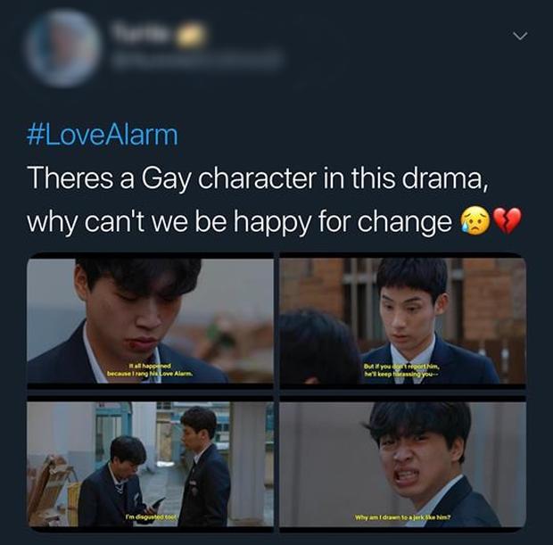 Love Alarm: Kim So Hyun đang có bồ vẫn bị trai đẹp nhất trường đè ra hôn giữa hẻm! - Ảnh 17.