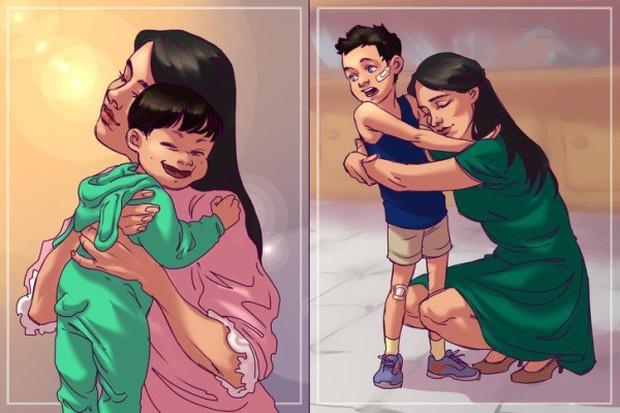 10 sai lầm nuôi dạy con khiến hầu hết cha mẹ phải hối hận - Ảnh 2.