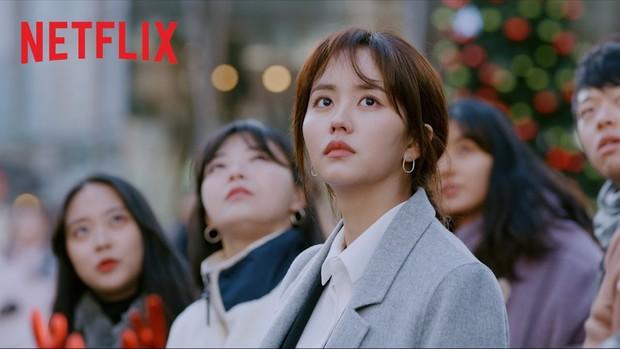 Love Alarm: Nội dung lãng mạn dễ cưng nhưng đây có phải sự lựa chọn quá an toàn đối với Kim So Hyun? - Ảnh 2.