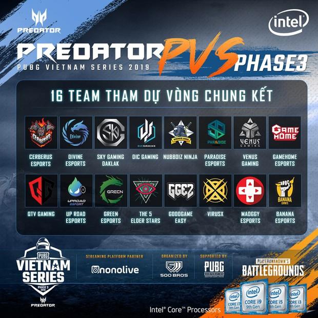 Divine Esports sẽ là cái tên đầu tiên của Việt Nam góp mặt tại giải đấu PUBG lớn nhất hành tinh PUBG GLOBAL CHAMPIONSHIP 2019 - Ảnh 5.