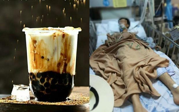 """Chàng trai trẻ hôn mê, lượng đường trong máu vượt gấp 16 lần bình thường vì """"cuồng"""" trà sữa - Ảnh 1."""