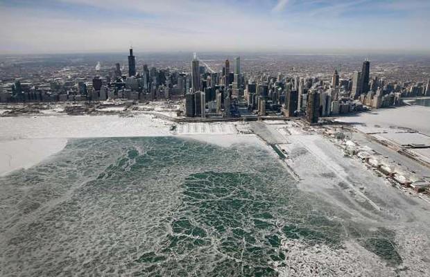 Những bức ảnh ấn tượng về thời tiết trên thế giới nhìn từ trên cao - Ảnh 12.