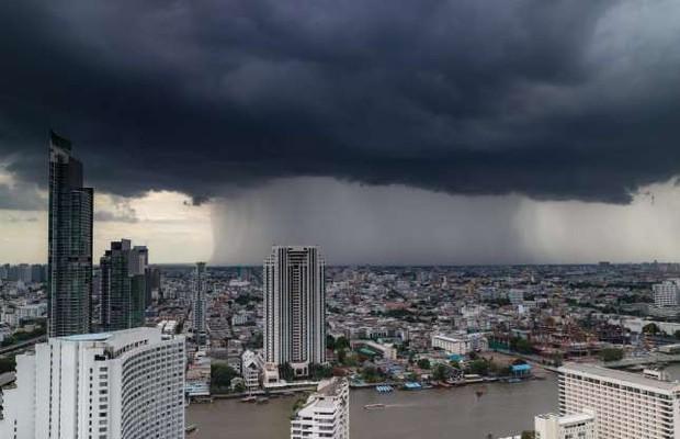 Những bức ảnh ấn tượng về thời tiết trên thế giới nhìn từ trên cao - Ảnh 13.