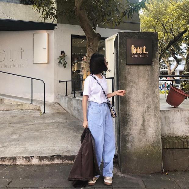 Để tránh bị chê không ra thể thống gì khi diện quần jeans đi làm, nàng công sở chỉ cần nhớ đúng 4 tips - Ảnh 13.