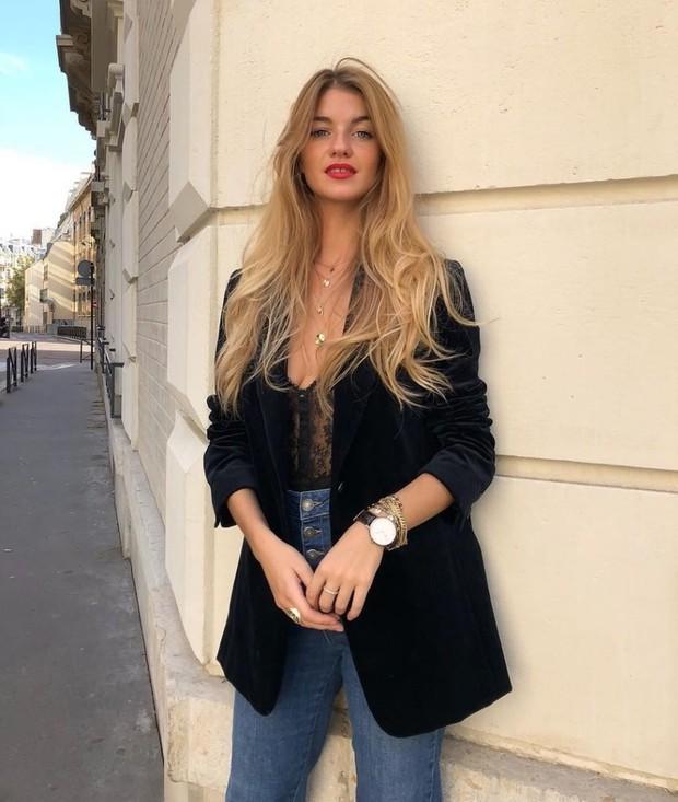 """4 kiểu tóc """"ruột"""" của phụ nữ Pháp: Đơn giản đến lộn xộn mà sao vẫn sang chảnh đến thế! - Ảnh 13."""