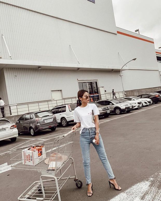 Để tránh bị chê không ra thể thống gì khi diện quần jeans đi làm, nàng công sở chỉ cần nhớ đúng 4 tips - Ảnh 14.