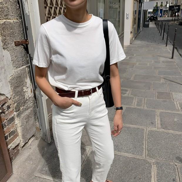 Để tránh bị chê không ra thể thống gì khi diện quần jeans đi làm, nàng công sở chỉ cần nhớ đúng 4 tips - Ảnh 15.