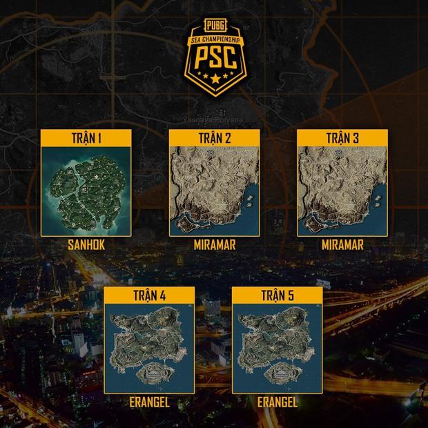 Mini map Sanhok sẽ là map tiếp theo được đưa vào các giải đấu chuyên nghiệp của PUBG, hứa hẹn giao tranh nhiều và ác liệt hơn - Ảnh 8.