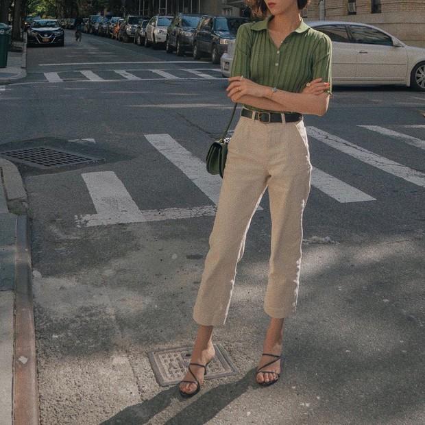 Để tránh bị chê không ra thể thống gì khi diện quần jeans đi làm, nàng công sở chỉ cần nhớ đúng 4 tips - Ảnh 6.