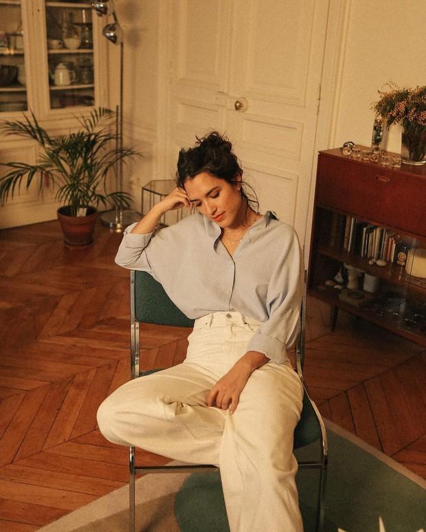 """4 kiểu tóc """"ruột"""" của phụ nữ Pháp: Đơn giản đến lộn xộn mà sao vẫn sang chảnh đến thế! - Ảnh 6."""