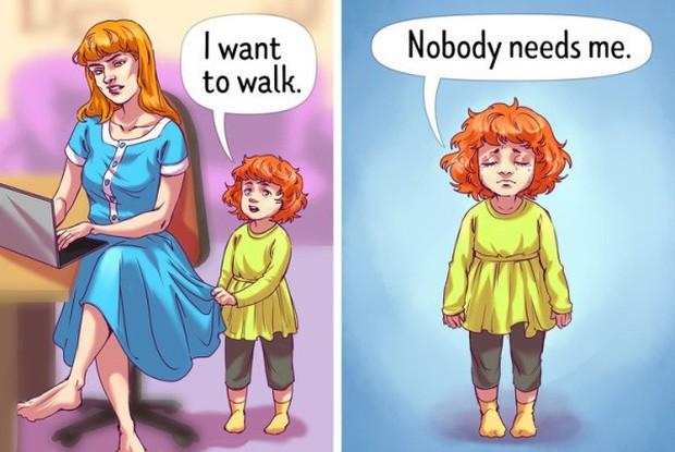 10 sai lầm nuôi dạy con khiến hầu hết cha mẹ phải hối hận - Ảnh 7.