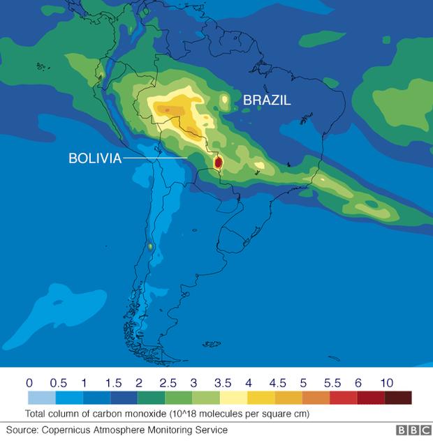 8 tháng 100.000 vụ cháy, thảm họa tầm cỡ địa cầu: Đây là tình hình cháy rừng đang diễn ra tại Amazon vào lúc này - Ảnh 6.