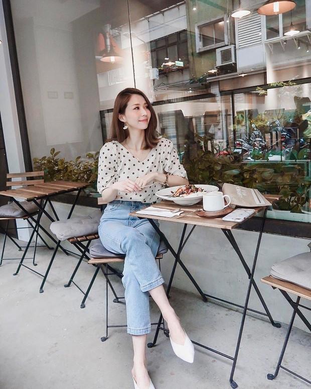 Để tránh bị chê không ra thể thống gì khi diện quần jeans đi làm, nàng công sở chỉ cần nhớ đúng 4 tips - Ảnh 9.