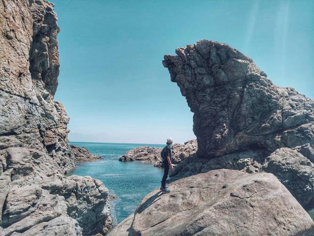 Đà Nẵng xuất hiện hồ bơi giữa biển đẹp y hệt nước ngoài, dân tình hớn hở rủ nhau đi sớm trước khi ai cũng biết chỗ này - Ảnh 14.