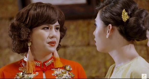 Tưởng tập cuối Bà 5 Bống có Duy Khánh là ghê gớm nhất, ai ngờ Khả Như mới là người gây sốc! - Ảnh 6.
