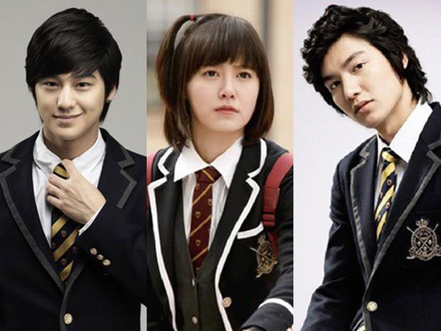 """5 nữ sinh từng gây thương nhớ trong phim Hàn: Người bị chồng bỏ vì """"không có ngực"""", kẻ thăng hạng nhan sắc đến khó tin - Ảnh 1."""