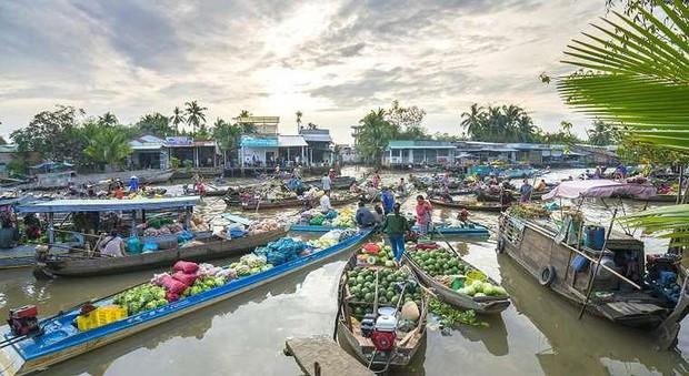 Chuyên trang Mỹ công bố 15 thành phố kênh đào đẹp nhất thế giới, thật bất ngờ có 1 cái tên đến từ Việt Nam! - Ảnh 5.