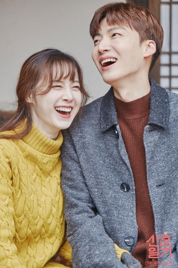 Goo Hye Sun kể chuyện rời YG sang công ty mới vì Ahn Jae Hyun: Bị lạnh nhạt, phải đọc báo để biết chồng làm gì - Ảnh 2.