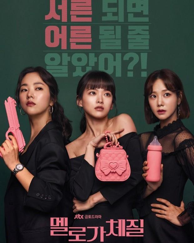 Lạ đời xu hướng cổ xuý ngoại tình ở phim Hàn gần đây: Chưa bao giờ có nhiều sự đồng cảm với tiểu tam như thế? - Ảnh 4.
